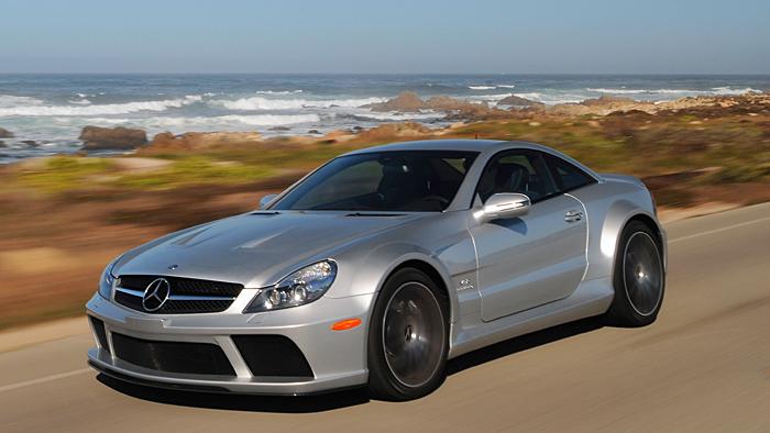 Neuer Mercedes SL kommt im Frühjahr