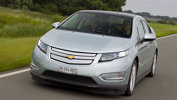 Chevrolet Volt: Leise Revolution auf Rädern