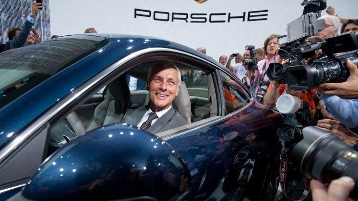 Porsche Boxster bleibt Einstiegsmodell