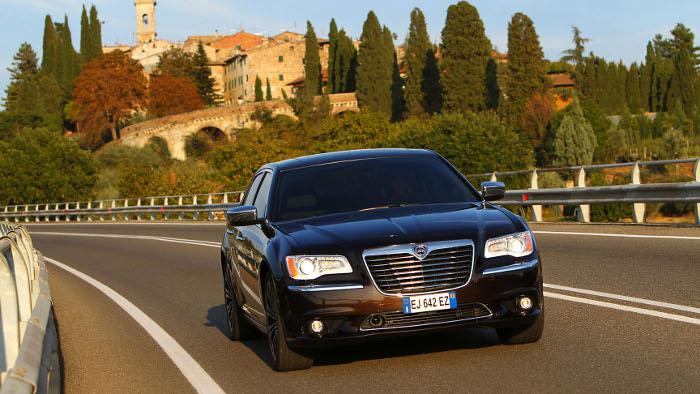 Lancia Thema: Italo-Amerikaner auf Kundenfang