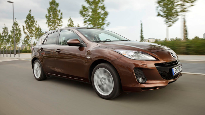 Mazda3: Der Zweite hinterlässt ein schweres Erbe