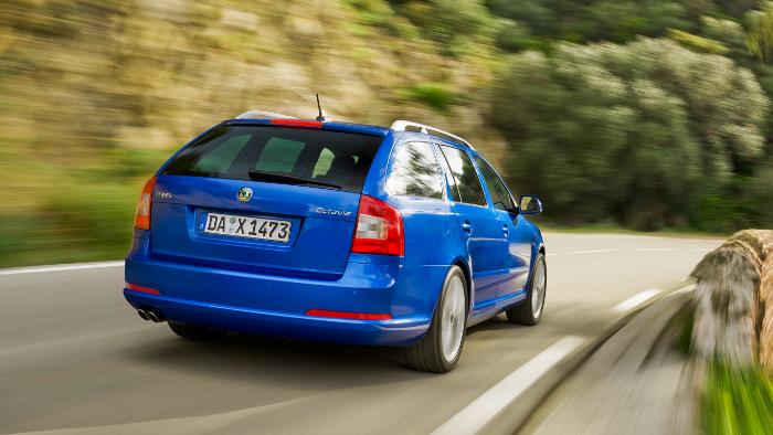 Automarkt in Europa deutlich in Minus