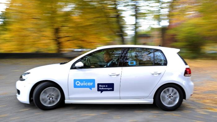 VW will Carsharing-Geschäft ausbauen