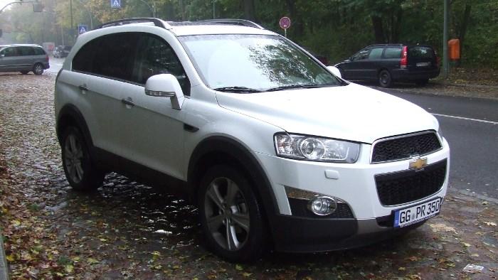 Chevrolet Captiva Hoher Verbrauch Trotz Eco Taste Autogazette