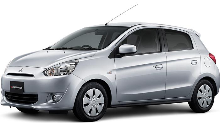 Mitsubishi präsentiert Colt-Nachfolger