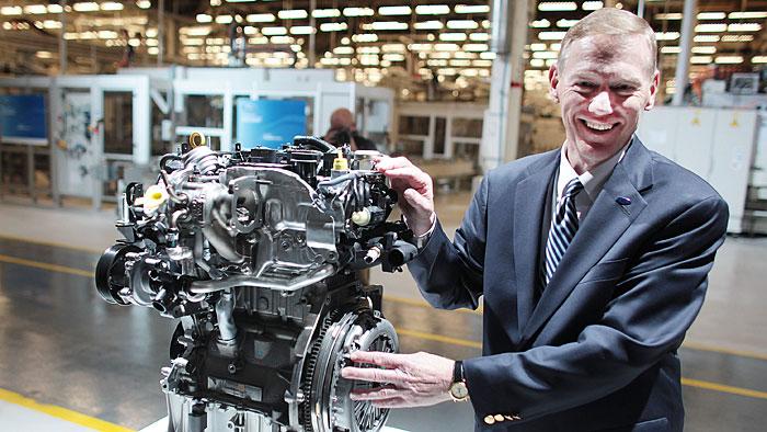 Ford schließt drei Werke in Europa