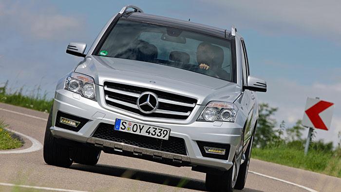 Mercedes profitiert vom Boom nach Geländewagen