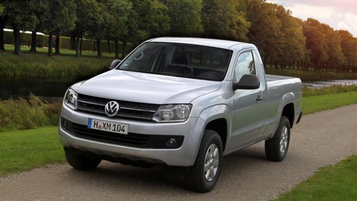 VW Amarok: Weniger Insassen – mehr Ladung