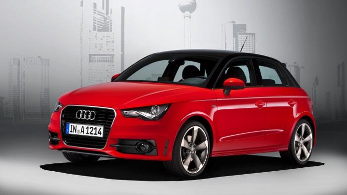 Audi A1 Sportback: Starker Auftritt