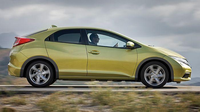 Honda Civic Diesel: Kompromisse für den Exoten