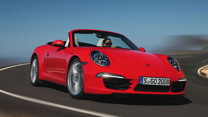 Porsche steigert Absatz in USA deutlich