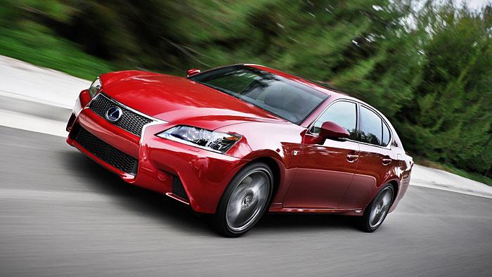 Lexus GS 450h: Viel Freude im Hybrid-Boliden