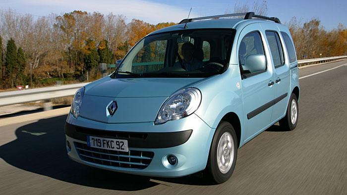 Renault Kangoo: Vernunftgesteuerter Alltag