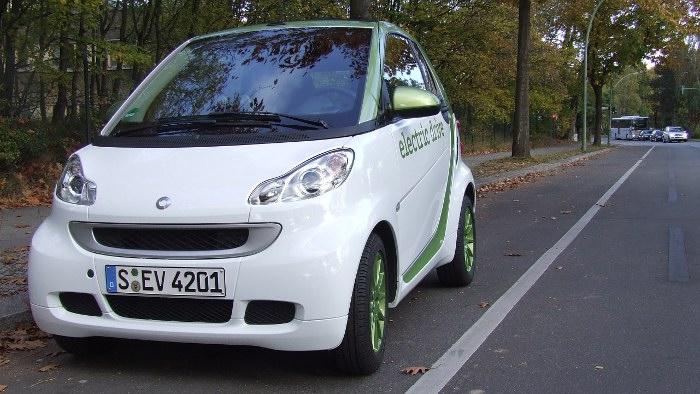 Elektro-Smart: Mit gutem Gefühl durch die Stadt