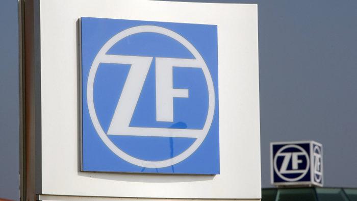 Autozulieferer ZF rechnet für 2012 mit Umsatzplus