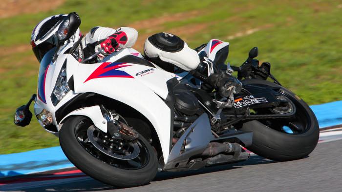 Honda Fireblade: Supersportler in Bestform