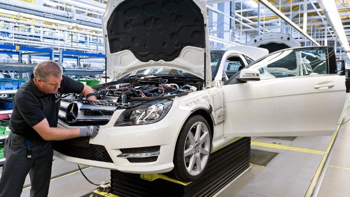 Mercedes investiert massiv in Ausbau seiner Werke