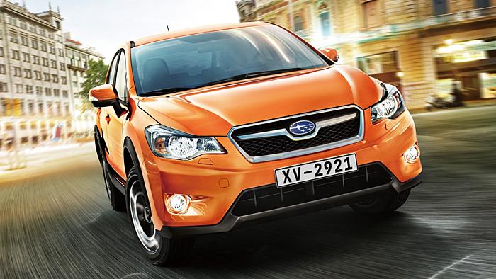 Subaru XV: Asphalt statt Matsch
