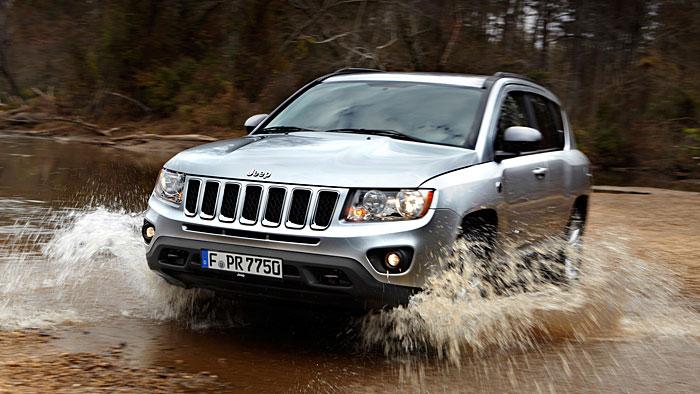 Jeep Compass: Zweite Chance