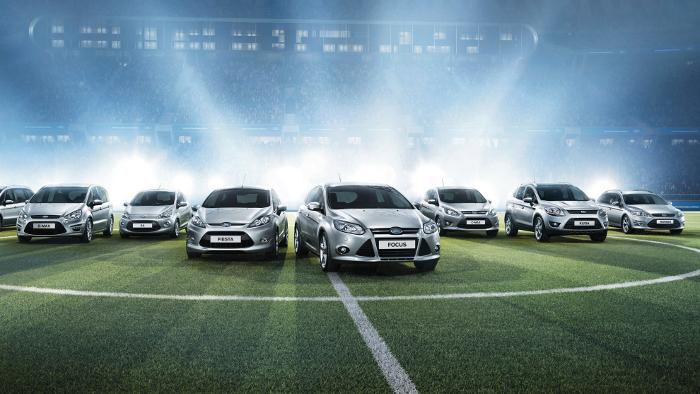 Ford bringt Editions-Modelle auf den Markt