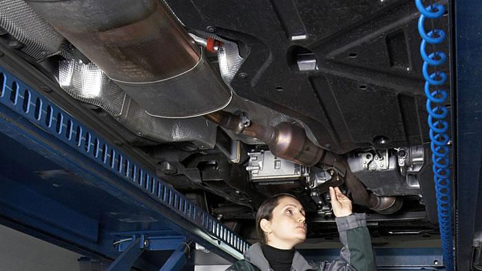 Dieselpartikelfilter werden 2012 wieder gefördert