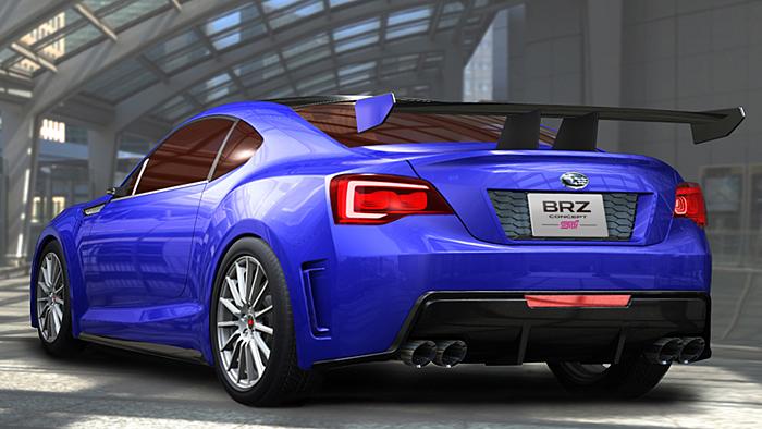 Subaru kehrt zu sportlichen Wurzeln zurück