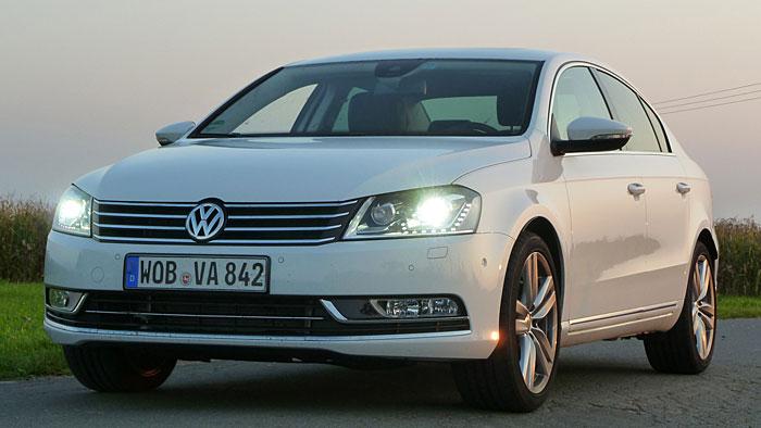 VW Passat 3.6 V6 4Motion: Spitzenmodell in der Nische