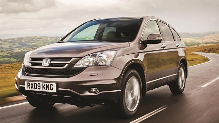 Honda CR-V: Bestseller mit Außenseiterstatus