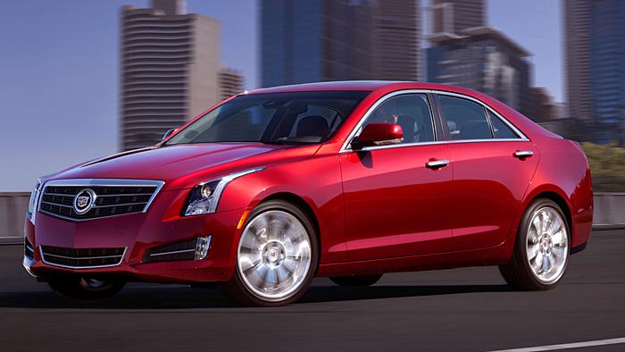 Cadillac kehrt mit ATS in Mittelklasse zurück