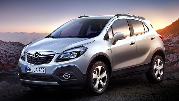 Opel Mokka: Neues SUV-Erlebnis aus Rüsselsheim