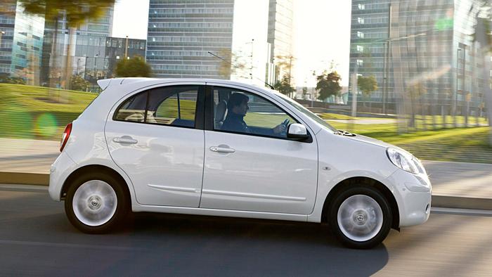 Nissan senkt Preise des Micra