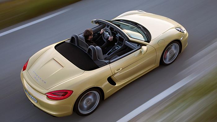 Porsche Boxster S: Nah dran am 911er