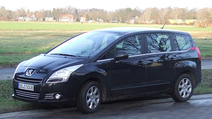 Peugeot 5008 gebraucht: Leiden mit der Doppel-Null