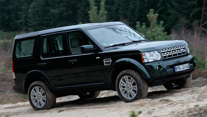 Land Rover Discovery 4: Keine Kompromisse im Gelände