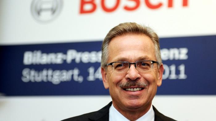 Bosch mit neuem Umsatzrekord