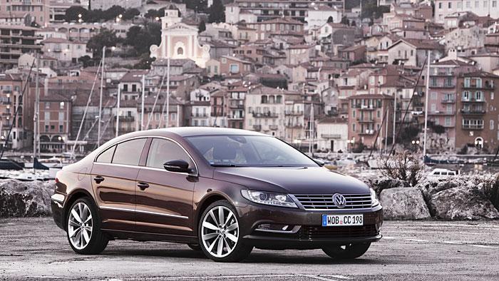 Volkswagen CC: Vom Passat abgenabelt