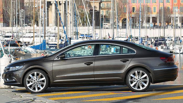 VW CC: Schönster Passat