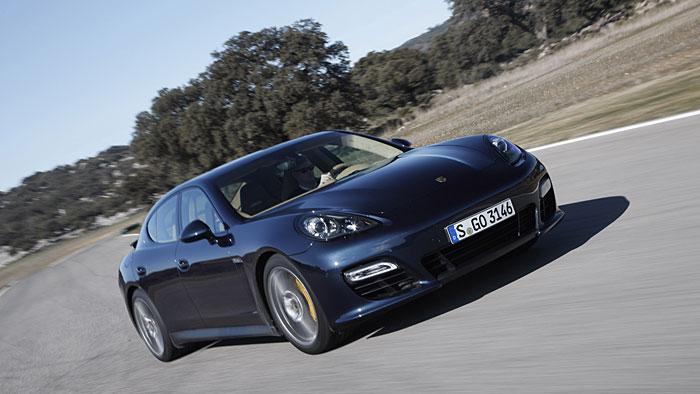 Porsche Panamera GTS: Spitze der Luxusklasse