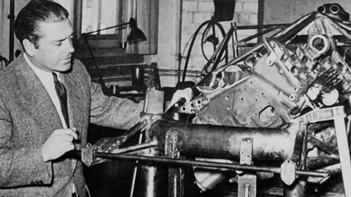 Rudolf Uhlenhaut: Vater des Mercedes SL