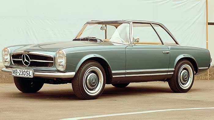 Mercedes-Benz SL: Von der Pagode zur klassischen Rückkehr