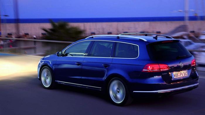 Reserven beim VW Passat Variant BlueMotion