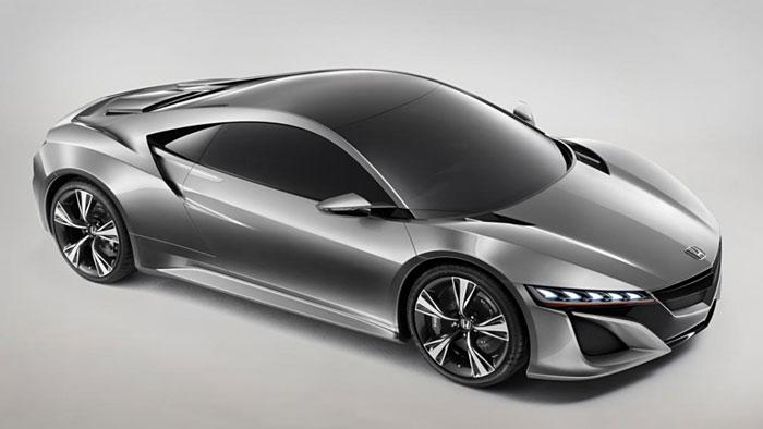 Honda NSX feiert Comeback