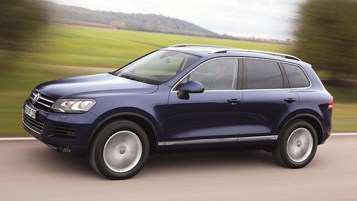 VW stoppt in den USA Verkauf von Touareg und Co.