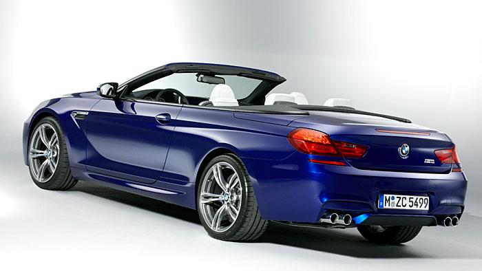 BMW M6 kommt im zweiten Halbjahr