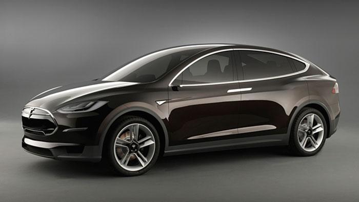 Tesla X: Zwei Jahre warten auf elektrischen Crossover