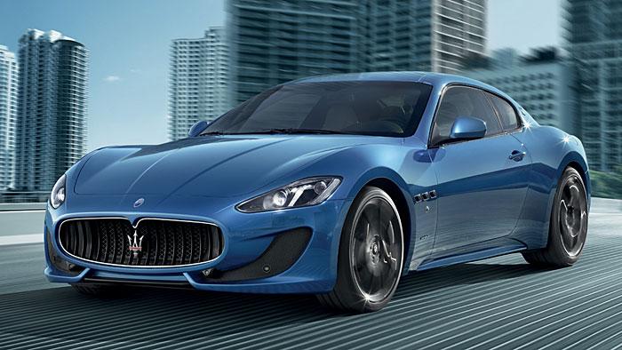 Maserati schärft GranTurismo Sport nach