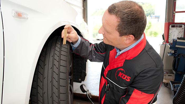 Viele Autofahrer achten nicht auf Profil bei Reifen