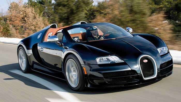 Bugatti kündigt mit Topvariante Abschied für Veyron an