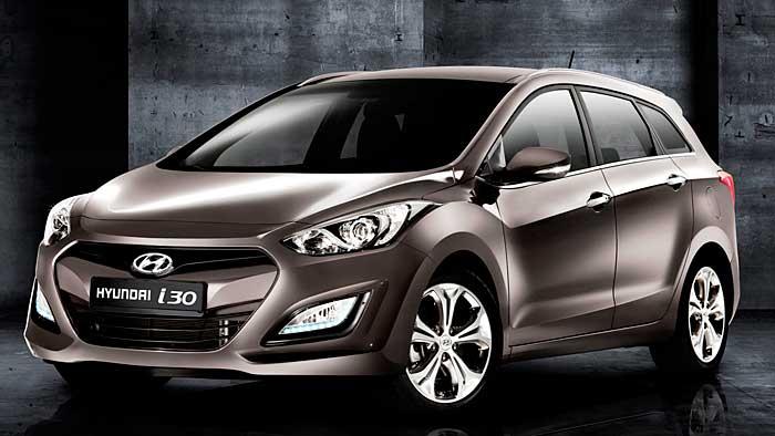 Hyundai i30 cw: Konkurrenz für Golf Variant