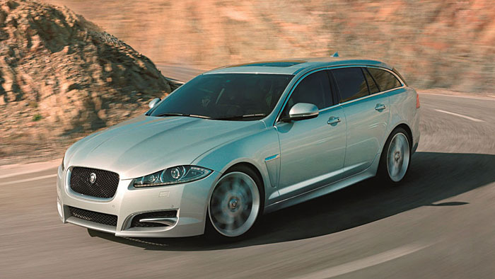 Jaguar XF Sportbrake: Briten entdecken den Kombi neu